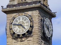 time, time, time (army.arch) Tags: county wood ohio tower clock architecturaldetail historic clocktower oh courthouse bowlinggreen historicpreservation richardsonianromanesque countycourthouse nationalregister nrhp usccohwood
