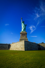 Statue of Liberty (Aultone) Tags: new york city nyc newyorkcity vacation usa newyork america island manhattan statueofliberty libertyisland thecitythatneversleeps aultone 24455265