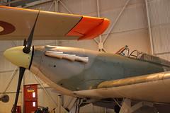 IMG_3620   Hawker  Hurricane, World War 2 Fighter Aircraft (SomeBlokeTakingPhotos) Tags: aircraft aviation touristattraction warbird raf cosford militaryaircraft aircraftmuseum royalairforce