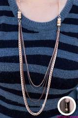 5th Avenue Gold Necklace K2 P2011A-1