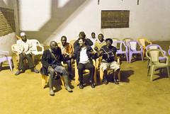 Dorfversammlung in Bandoukassa, Westkamerun. Community Work.