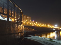 PA076839 (Jasonito) Tags: evening riverside russia olympus omsk 2014   mft  44 micro43 microfourthirds epl3 helios4458f20