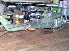 20140803_212122 (anvil06) Tags: model huey kit 148 italeri uh1h