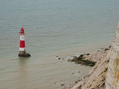 Beachy Head lighthouse In Explore #453 (DianneB1960 catching up slowly.) Tags: