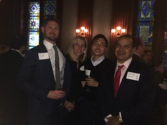 Metro New York City - Holiday Party (Vanderbilt Alumni Association) Tags: new york city party holiday metro 2015