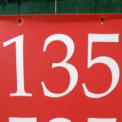 135 (Navi-Gator) Tags: nine number odd 135 9x15