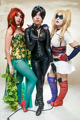2014-11-16 - Brasil Comic Con - 0440 (cosplusup) Tags: brazil brasil dc comic cosplay ivy harley batman quinn paulo poison são catwoman con cosplayers sirens gothan