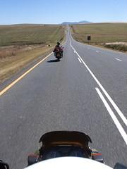 The Long Straights (jan-krux photography - thx for 1.3 Mio+ views) Tags: canon landscape southafrica cycling long biking motor landschaft endless westerncape motorbiking gerade suedafrika straights endlos classicbikes r62 westkap 1981r100rt springbokrally2014 roadr62
