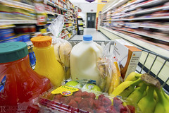 Grocery Rush