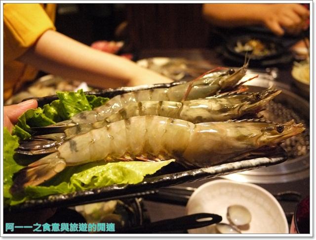 板橋捷運新埔站美食吃到飽燒肉眾烤肉海鮮牛肉image051