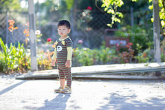 早晨的陽光 (nodie26) Tags: baby canon 85mm f18 小孩子 寶寶 嬰兒 60d
