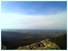 View from Annapolis rock. Hagerstown , Maryland Photo