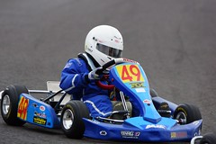 Maurice Henry (Wright Apollo Pro) - 2014 South Yorkshire Kart Club Honda Cadet Champion - Wombwell - Cadet Pro