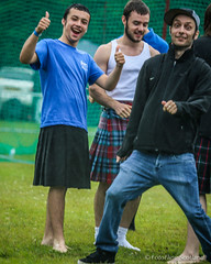 Thumbs Up ! (FotoFling Scotland) Tags: scotland kilt event wrestler balloch highlandgames kilted paulcraig lochlomondhighlandgames scottmelia aaronmellia scottmellia