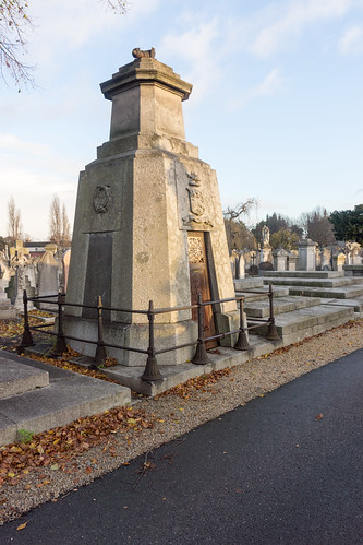 Mount Jerome Cemetery & Crematorium is situated in Harold's Cross Ref-100470