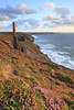 Wheal Coates Mine, Cornwall, UK (markgeorgephotography.co.uk) Tags: ocean flowers light sunset sea sun sunlight holiday seascape color colour heritage tourism nature colors weather landscape coast holidays cornwall waves colours natural dusk landmark naturalhistory coastal coastline sunlit nationaltrust manfrotto northcoast northcornwall landscapephotography leefilter leefilters landscapephotographer britishcoastline publishedphotographer canonef1635mmf28liiusm canon5dmkiii canon5dmk3 canoneos5dmk3 canoneos5dmkiii explorecornwall