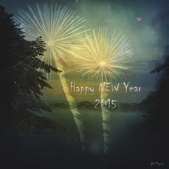 Sylvester (Mara ~earth light~) Tags: sylvester fireworks quote mara~earthlight~ happynewyear2015