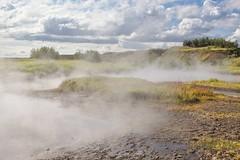 Deildartunga, Iceland (heikole-art.net) Tags: cloud hot water fog island iceland wasser wolke heis autofocus 2014 dampf greatphotographers vividstriking