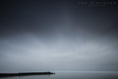 Beach (jonesslinger) Tags: lake canon illinois big long exposure michigan shift ii lee 5d 24mm filters tilt density stopper mkii neutral winnetka gnd