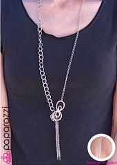 5th Avenue Silver Necklace K2 P2220-2