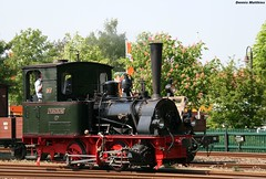 Franzburg (The Rubberbandman) Tags: railroad cars car museum train germany private tank tracks engine railway loco turntable historic steam company route german repair solo depot restoration locomotive vulcan passenger gauge narrow narrowgauge carcars passengercar steamloco franzburg