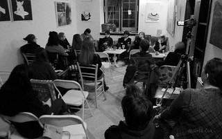 Lezbična četrt 2014;Okrogla miza; 30 let gibanja lgbt, več kot 30 prostorov