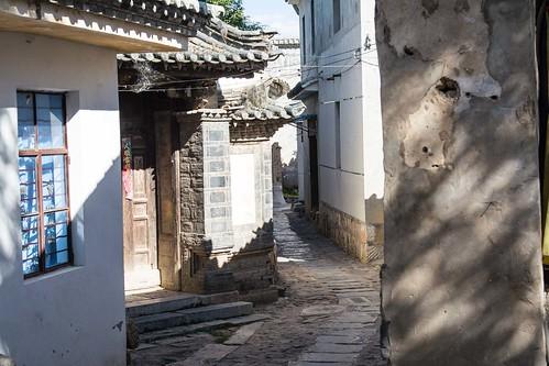 Le village de Tuanshan au Yunnan