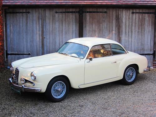 Alfa Romeo 1900 CSS Touring (1954).