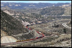 UP 8831 (golden_state_rails) Tags: blue up pacific cut union pass cajon sd70m sd70ah