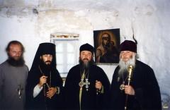 8. В день прославления с архиеп.Иринеем и еп.Алипием 1995 г