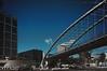 Azreili Center Foot Bridge, Tel Aviv (Happy Weekends) Tags: street sky nature clouds israel landscapes telaviv parks fujifilm roads haifa alleys xt1 xf1855 israelroamingtravelstreetlandscapeurbanalonexf1855eggedbusbusstationraodsbridgestraveler