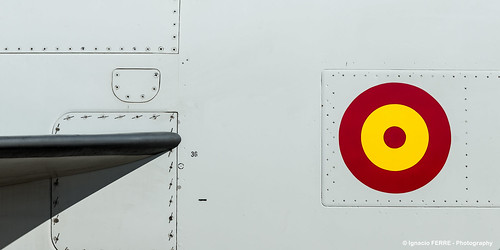 Spanish flag (Mirage F-1M)