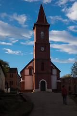 Church in Ambositra.