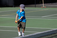 Whistler Tennis Academy Recreational Kids Camps week 5 july 29 2014