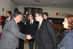 José Matos Rosa na Tomada de Posse do PSD de Portimão