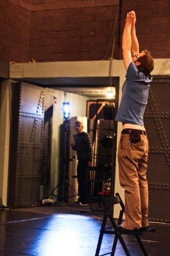 """WORKSHOP: Historie osvětlování a světelného designu, vývoj divadelního prostoru / Barokní divadlo v Českém Krumlově / Závěrečná práce studentů • <a style=""""font-size:0.8em;"""" href=""""http://www.flickr.com/photos/83986917@N04/16346346191/"""" target=""""_blank"""">View on Flickr</a>"""