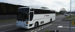 1st Choice Transport KP51 SYF (Woolfie Hills) Tags: swansea volvo 1st choice schools syf plaxton kp51