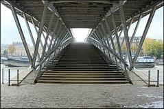 Pasarela de Solferino (belenrm65) Tags: madera pars estructura