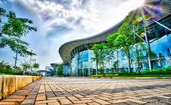 ICE Building - HDR photography (kodit0s) Tags: ice architecture indonesia hdr serpong