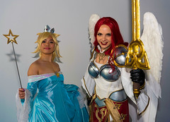 Basel Fantasy 2016 Cosplay, AnnyThing Cosplay und Nissa Cosplay