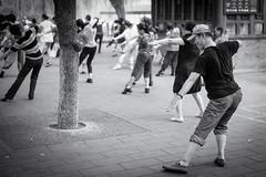 _DSC9510.jpg (Snorre Moen) Tags: china street dance beijing kina 2015 behai morninggym