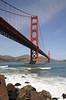 Golden Gate Bridge from Ft Point - 2016 (tonopah06) Tags: sanfrancisco california ca goldengatebridge sanfranciscobay ftpoint ggb 2016