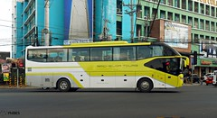 Bachelor Tours (Monkey D. Luffy 2) Tags: road city bus public photography photo coach nikon philippines transport vehicles transportation coolpix vehicle society davao coaches tr philippine dcity enthusiasts yutong yuchai philbes zk6127h