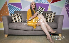 Sofology So You (Madeleine Penfold) Tags: woman colour price studio photography book gate films lifestyle sofa commercial madeleine seller quirky bold bethan penfold sofaworks sofology