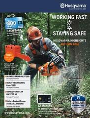 carry case (richardgerrettson-cornell) Tags: chainsaw chainsaws