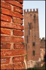 Geroglifici moderni (paolo bonfanti) Tags: torre verona rosso vedute mattoni geroglifici