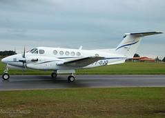 King Air B300, PT-OJQ (Antnio A. Huergo de Carvalho) Tags: beechcraft kingair superkingair b300 kingair300 ptojq