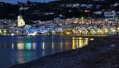 El Port de la Selva (Signore Aceto) Tags: night spain nightshot sony catalonia girona citylights dsc capdecreus elportdelaselva rx100 sonydscrx100
