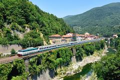 E444 031 (Paolo Brocchetti) Tags: ic nikon rail bahn treno trenitalia ferrovia 2016 giovi 1685 e444 deviati d7200 paolobrocchetti