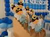 Decoração Batizado (Ellen Arts) Tags: batizado anjinho pirulitos